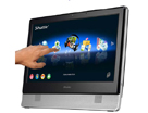 "X70S/M/N: 18.5"" All-in-One PC. SINGLE TOUCH"